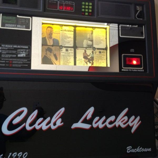6/14/2013에 Jeff J.님이 Club Lucky에서 찍은 사진