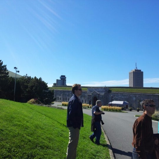 Photo prise au Citadelle de Québec par Daniella P. le9/20/2012