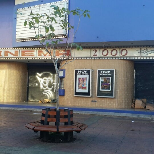 Cinema 2000 - Soledad - Calle 9