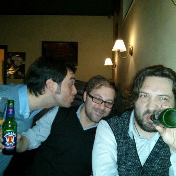 Снимок сделан в Morrigan's Irish Pub пользователем Armando T. 6/1/2013