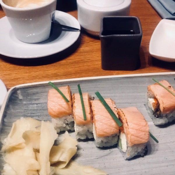 Снимок сделан в Kabuki пользователем Polina ✈. 11/20/2017