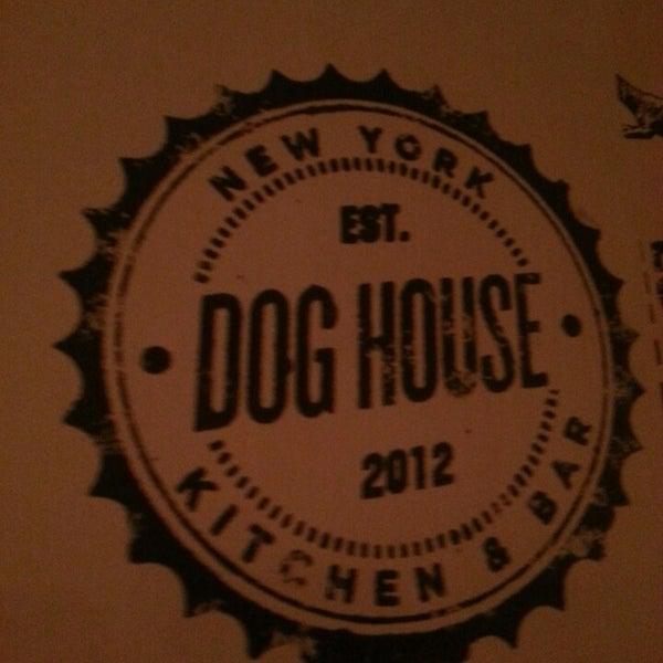 Foto diambil di New York Dog House oleh Christianna G. pada 10/3/2013