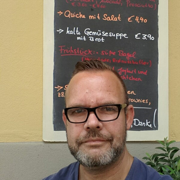 Photo taken at Café Jule by Micha E. on 8/9/2013