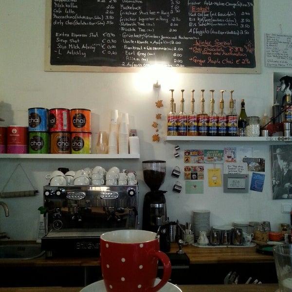 Photo taken at Café Jule by Micha E. on 11/3/2013