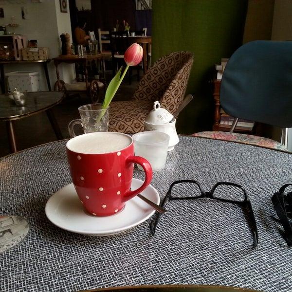 Photo taken at Café Jule by Micha E. on 2/27/2014