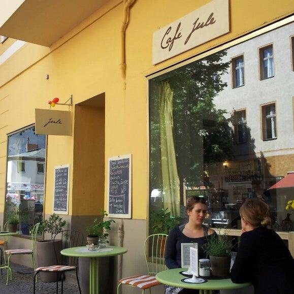 Photo taken at Café Jule by Micha E. on 6/6/2013