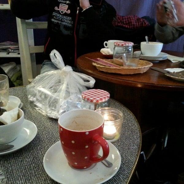 Photo taken at Café Jule by Micha E. on 11/17/2013