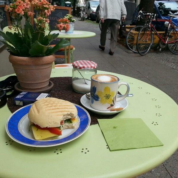 Photo taken at Café Jule by Micha E. on 8/20/2013