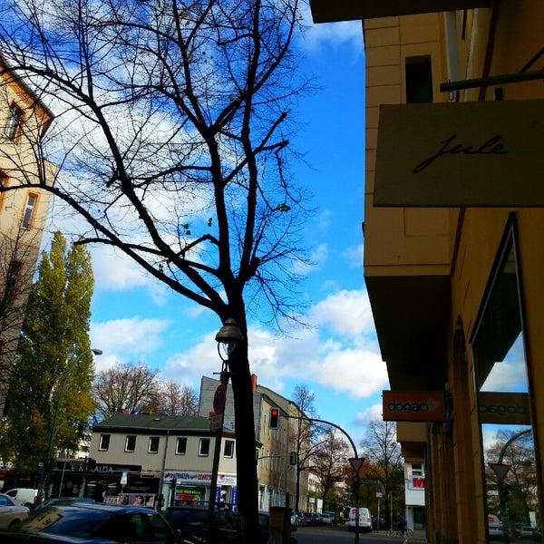Photo taken at Café Jule by Micha E. on 10/27/2013
