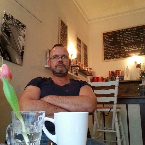 Photo taken at Café Jule by Micha E. on 2/22/2014