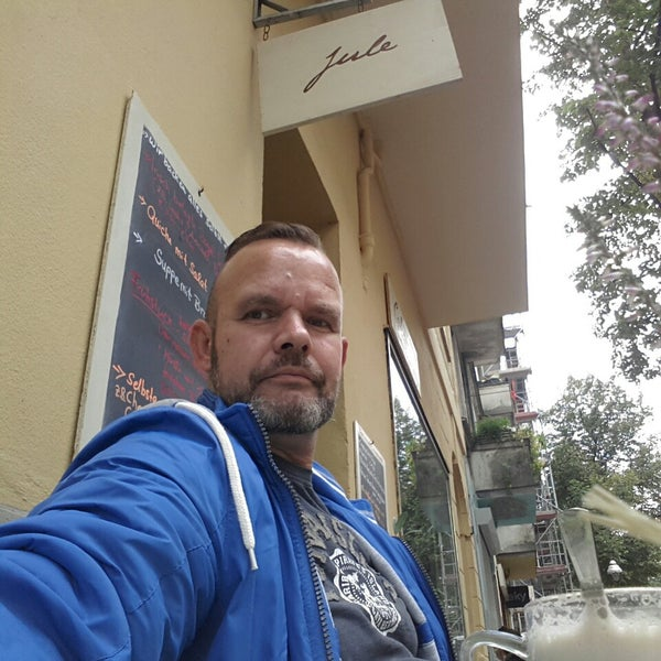 Photo taken at Café Jule by Micha E. on 10/6/2013