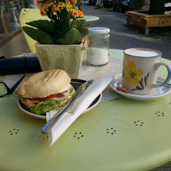 Photo taken at Café Jule by Micha E. on 9/5/2013