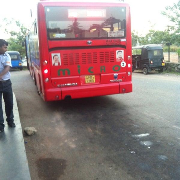 Kadawatha Bus Stand