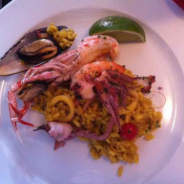 Foto tomada en Restaurante Almodovar por Henrique D. el 2/23/2013