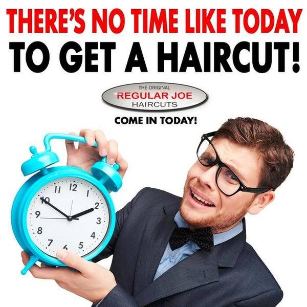 Regular Joe Haircuts El Paso Tx