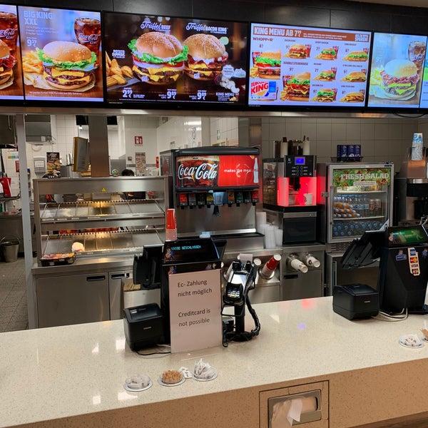 flughafen frankfurt burger king