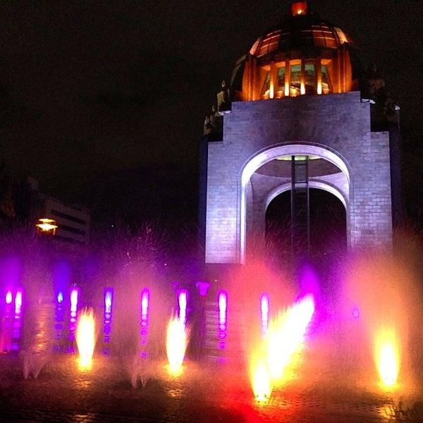 Foto tomada en Monumento a la Revolución Mexicana por Arantxa S. el 7/11/2013