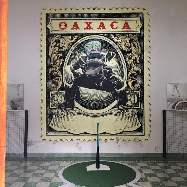7/8/2018에 Antonio T.님이 Museo de Filatelia de Oaxaca (MUFI)에서 찍은 사진