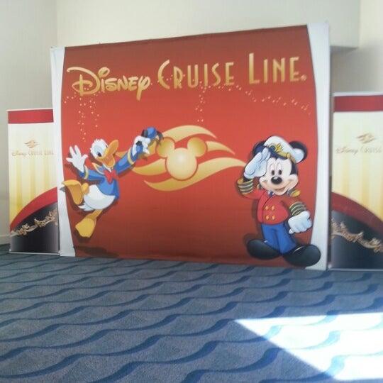 Port Of Miami Cruise Terminal: Disney Cruise Line Terminal