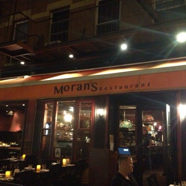Photo prise au Moran's - Chelsea par Avraham Avi M. le8/4/2013