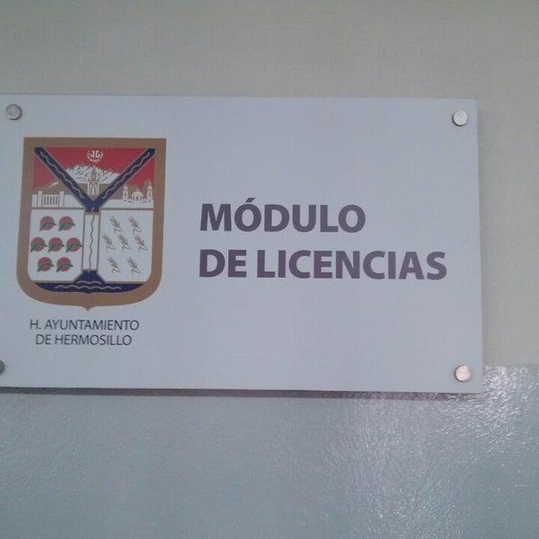 Modulo Licencias 36 Visitantes