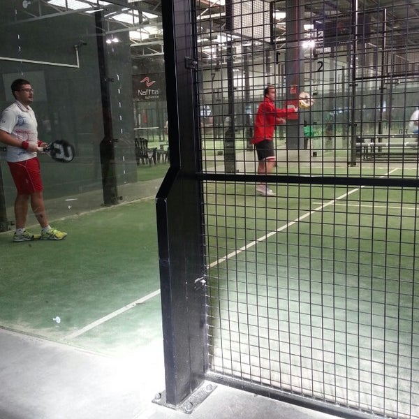 Photos at Padel Indoor Aragón - Avenida Río Ebro