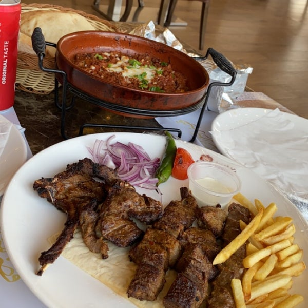 مطعم قصر سرايا Restoran Asia