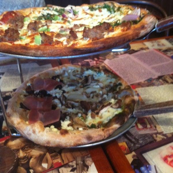Photo taken at Coalhouse Pizza by Karl S. on 3/2/2014