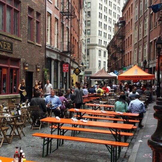 9/26/2013 tarihinde NYC KIDziyaretçi tarafından The Dubliner'de çekilen fotoğraf