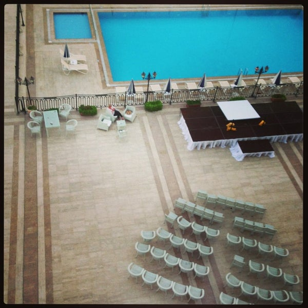 Das Foto wurde bei Harrington Park Resort Hotel von Uğur A. am 9/11/2013 aufgenommen
