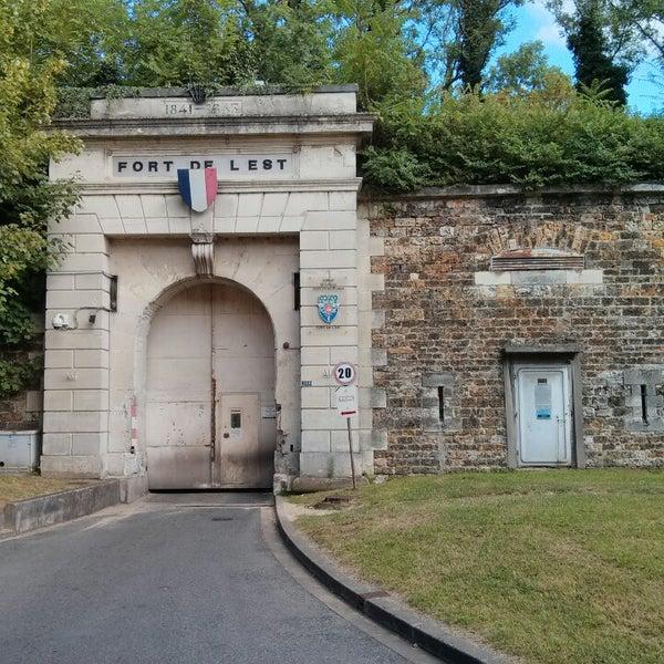 Chemin Du Fort De L Est 93200 St Denis