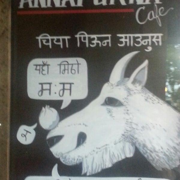 5/29/2013에 Keith C.님이 Annapurna Cafe에서 찍은 사진