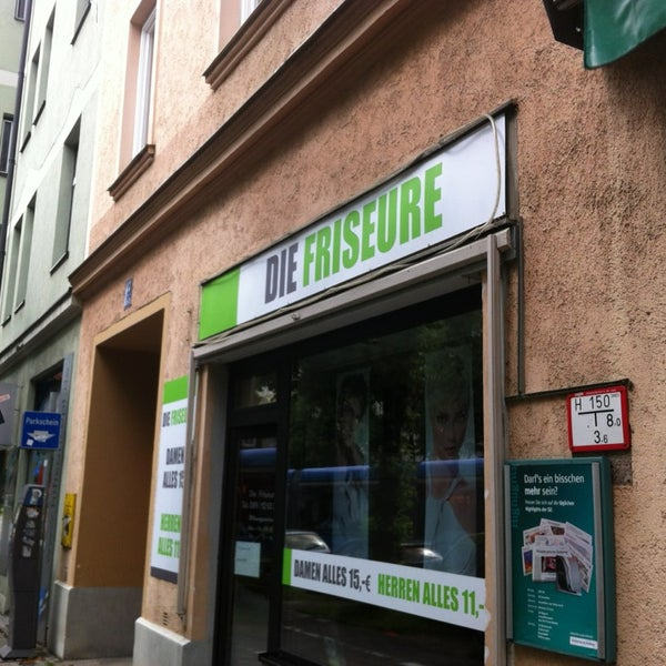 Photos At Die Friseure Salon Barbershop In München