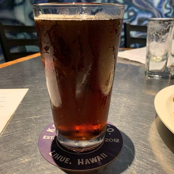 4/14/2019にE. D.がKauai Beer Companyで撮った写真