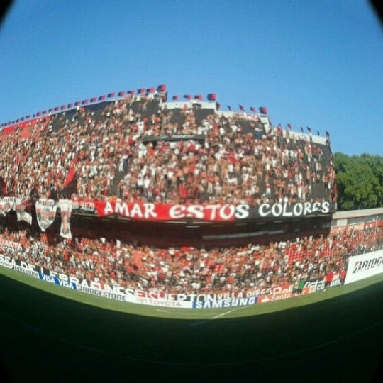 Foto scattata a Estadio Marcelo Bielsa (Club Atlético Newell's Old Boys) da Juan G. il 2/14/2013