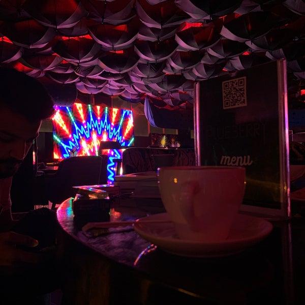 Blueberry Cafe مقهى ومطعم التوت الأزرق Launs Di Jeddah