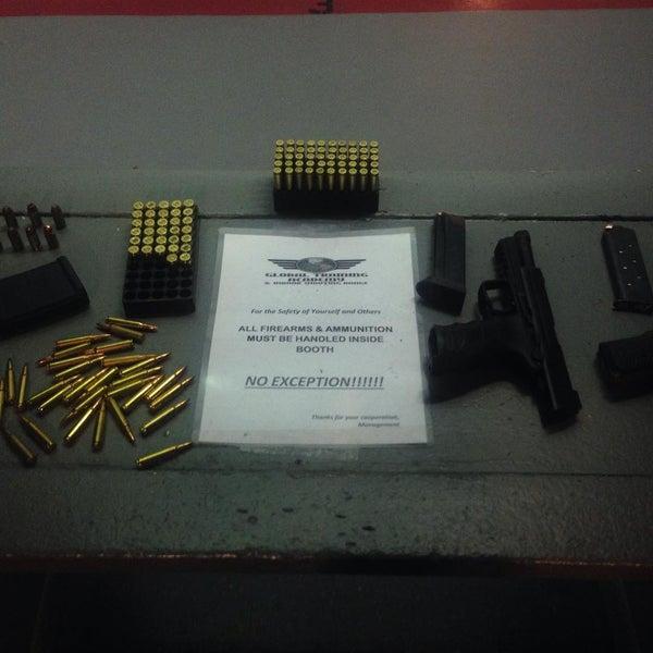 Denver Indoor Shooting Range: Global Training Academy & Indoor Shooting Range