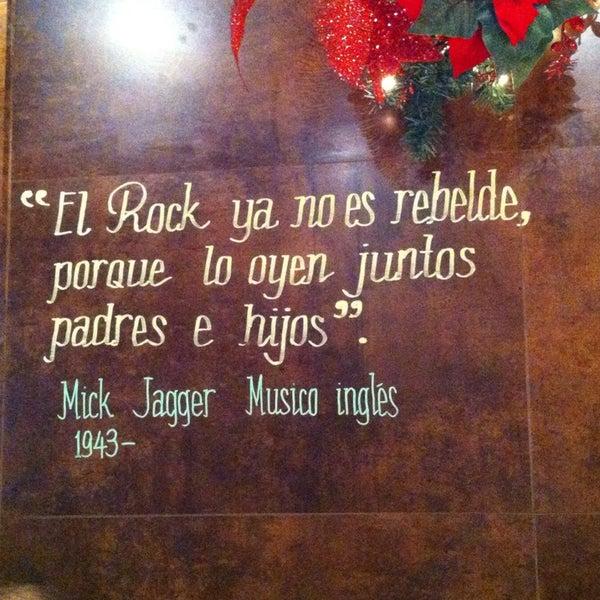 11/16/2013 tarihinde Sergio A.ziyaretçi tarafından La Cantina'de çekilen fotoğraf