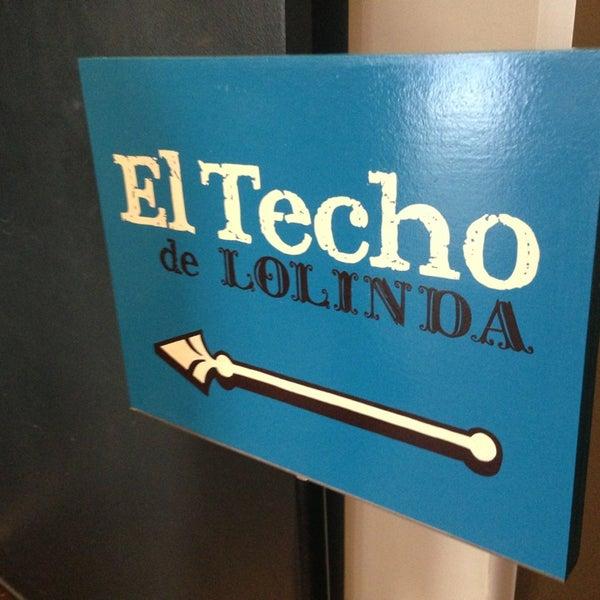 7/10/2013에 Alex H.님이 El Techo에서 찍은 사진