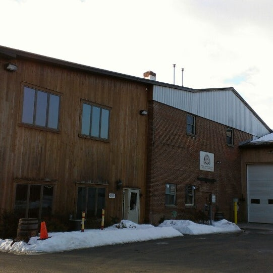 Photo prise au Berkshire Brewing Company par Shawn T. le2/21/2013