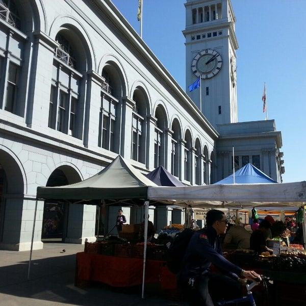 10/12/2013にceci y.がFerry Plaza Farmers Marketで撮った写真