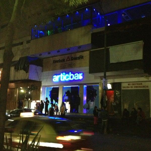 7/6/2013 tarihinde Betun B.ziyaretçi tarafından Articbar México'de çekilen fotoğraf