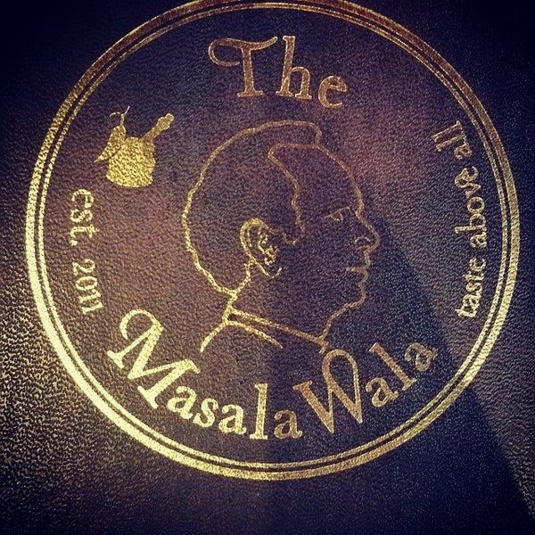 Foto tirada no(a) The MasalaWala por P J. em 6/18/2015