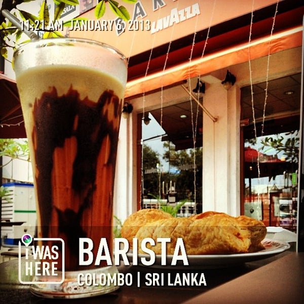 Barista - Coffee Shop in Colombo