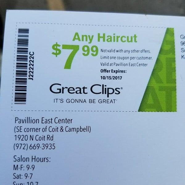 Photos At Great Clips Salon Barbershop