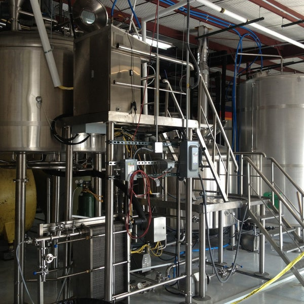 Photo taken at Martin House Brewing Company by John O. on 5/18/2013