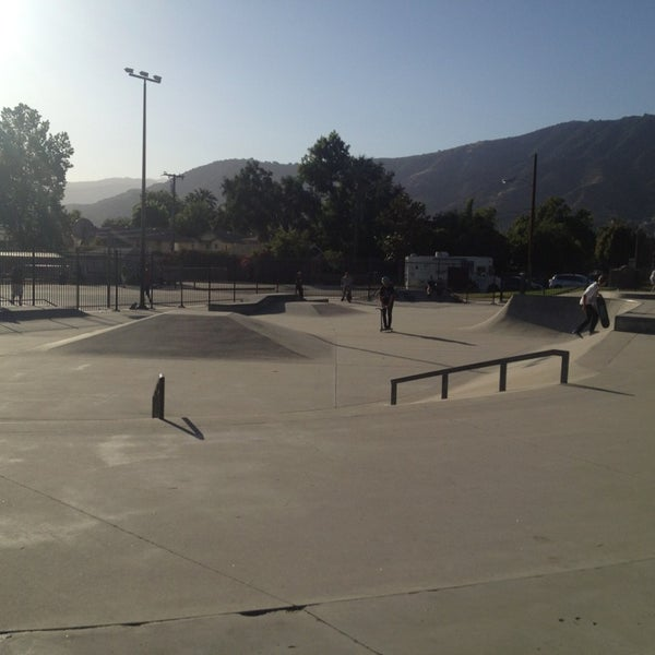 Glendora Skatepark - Skate Park