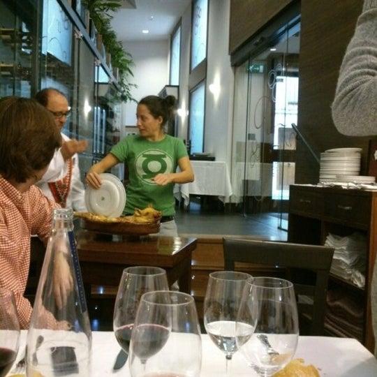 12/6/2012에 Nacho S.님이 Restaurante José María에서 찍은 사진