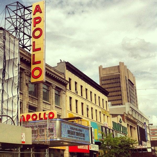 6/2/2013 tarihinde PJ D.ziyaretçi tarafından Apollo Theater'de çekilen fotoğraf