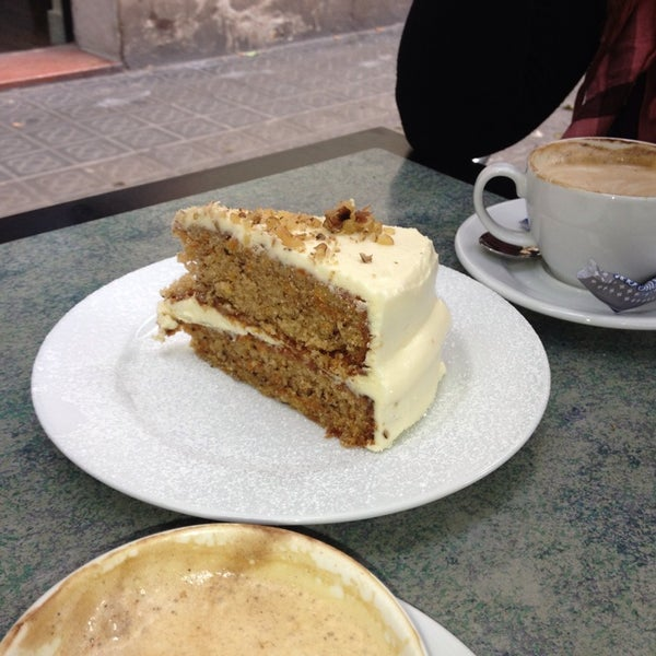 The best carrot cake in town! 😍